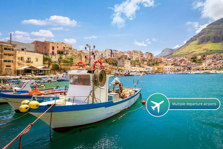 From £289pp (from ClearSky Holidays) for an all-inclusive, seven-night Sicily, Italy break with flights - save up to 50%
