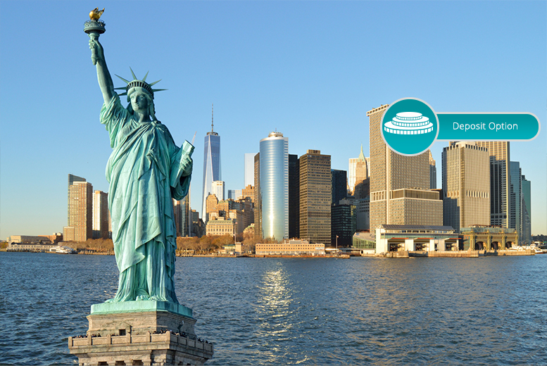 From £769pp (from ClearSky Holidays) for an eight-night New York, Las Vegas and Los Angeles break with all flights, or pay a £150pp deposit today - save up to 49%