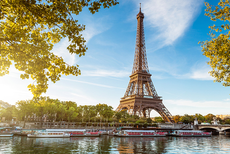From £139pp for a two-night boutique Paris stay including flights, from £199pp for a three-night stay, or from £259pp for a four-night stay - save up to 33%