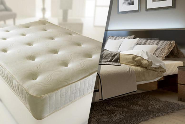 £89 instead of £448.96 (from Fishoom) for a single orthopaedic mattress, £119 for a double or £139 for a king - save up to 80%