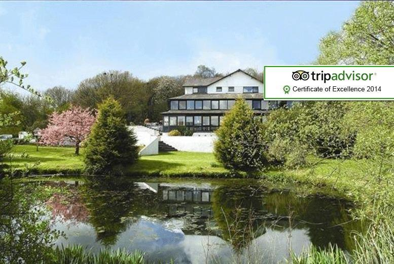 From £159 (at Damson Dene Hotel) for a 2-night Lake District break for 2 including breakfast, a 3-course dinner and a boat cruise - save up to 52%
