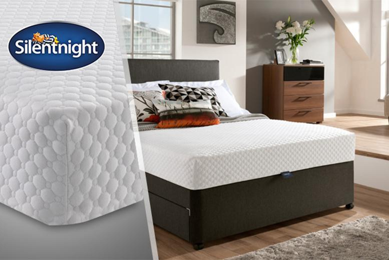 £99 for a single Silentnight® memory foam mattress, £149 for a double or £169 for a king from Wowcher Direct - save up to 59%