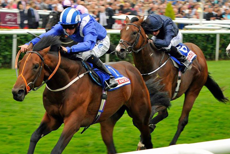 £20 instead of up to £42 for grandstand admission for 2 on 18th February  inc. raceday programme and parking at Doncaster Racecourse - save up to 52%