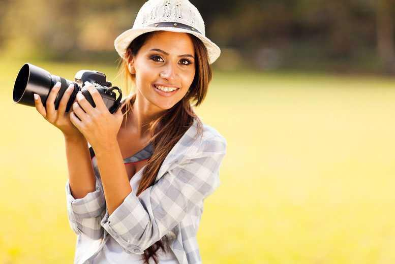 £19 instead of £95 for a choice of photography courses from Amber Studios, Edinburgh - save 80%