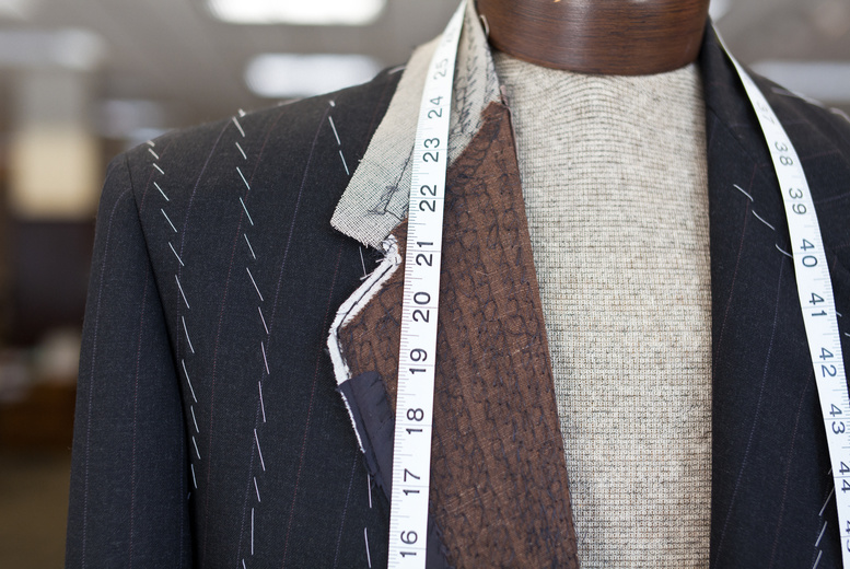 £45 for a bespoke handmade tailored shirt, £175 for a £250 suit voucher at A Suit That Fits, 28 UK locations - save up to 75%