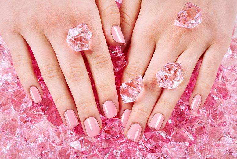 £9 instead of up to £20 for a Shellac manicure, or £15 to include a pedicure at House of Beauty, Leicester - save up to 55%