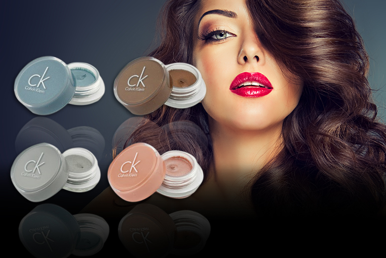 £6.99 instead of £40 (from My Perfume Room) for 4 Calvin Klein Delicious eyeshadows in mystery colours - save 83%