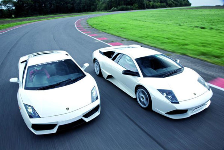 £59 for a Ferrari and Lamborghini driving experience from Buyagift - choose from 20 great UK locations!