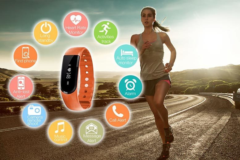 £19.99 instead of £139.99 (from The Shop Boxx) for a VeryFit 10 in 1 fitness tracker - save 86%