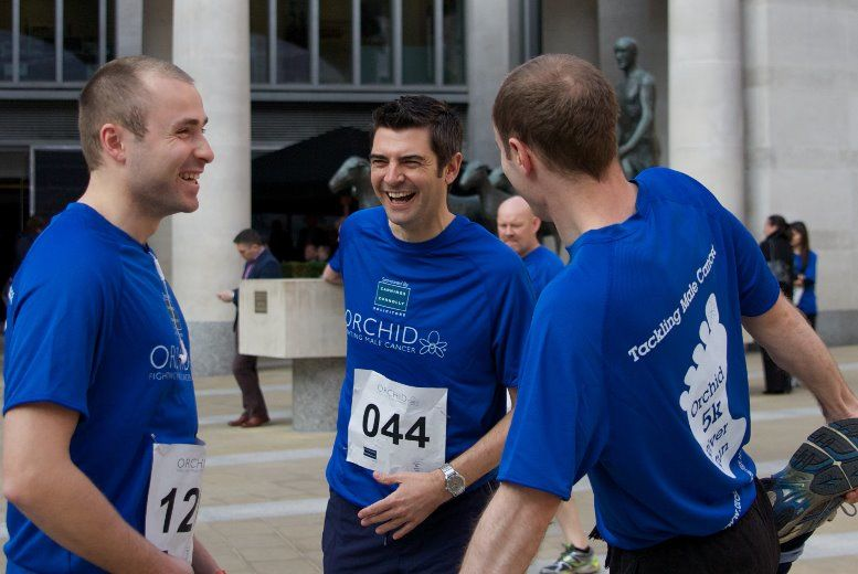 From £20 for a charity river fun run for two with a 5k, 10k or half marathon to go at from Orchid Male Cancer Charity - save up to 50%