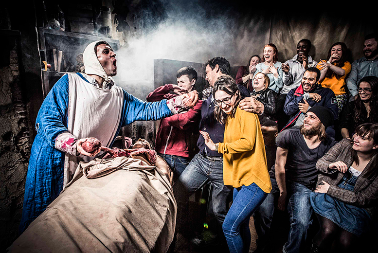 From £25 for a ticket to London Dungeon Lates with a cocktail on arrival - selected dates until December 2017!