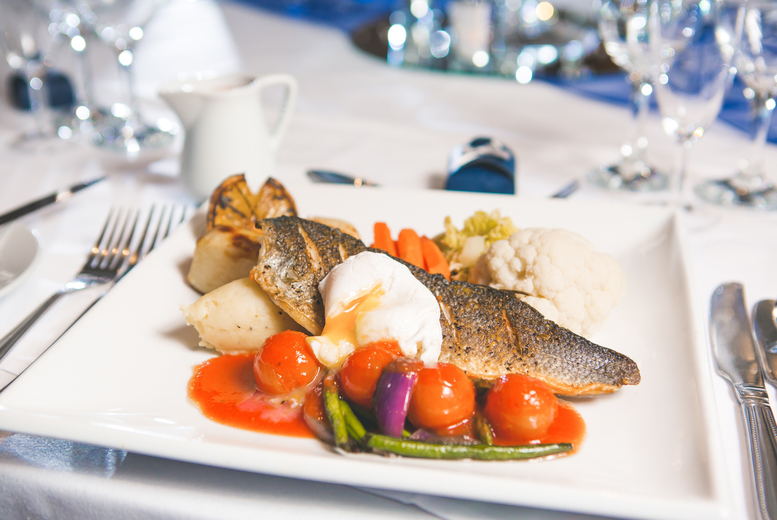 £29 for two-course dining for two people with a glass of Prosecco each, £56 for four people, £87 for six people at the 4* Copthorne Hotel Newcastle - save up to 39%