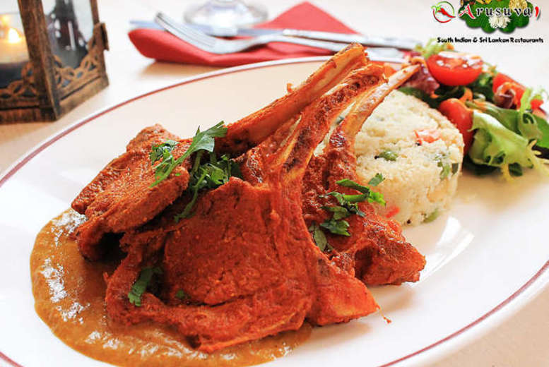 £12 instead of £26.90 for a starter and a main for two, £23 for four at Jumaira Spice, Sheffield - save up to 55%
