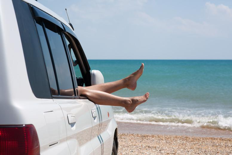 £5 for a £40 holiday car hire voucher* from Affordable Car Hire - save 88%