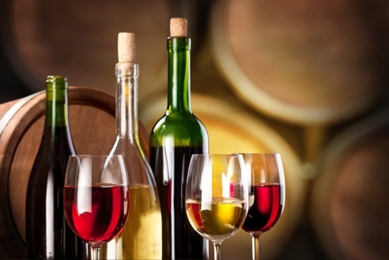 From £15 instead of up to £120 for an at-home wine tasting experience inc. meat platter for up to 4 from M&M Personal Vinters - save up to 88%