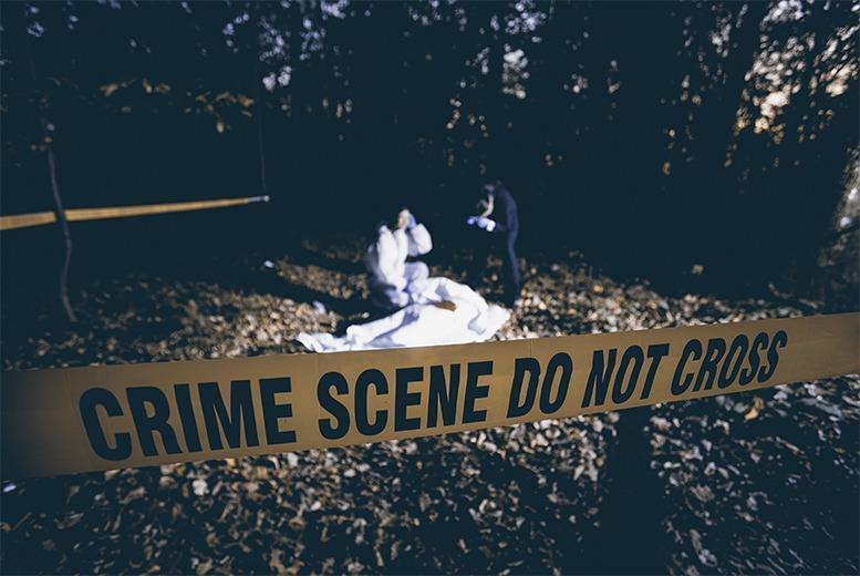 £29 instead of £220 (from NCC Resources) for an online Level 3 forensic psychology course - study the criminal psyche and save 87%