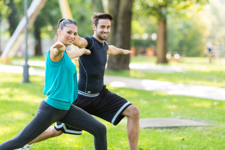 £12 instead of £45 for ten outdoor fitness classes, £18 for 2 people from Ultimate Park Fitness, 2 locations - save up to 73%
