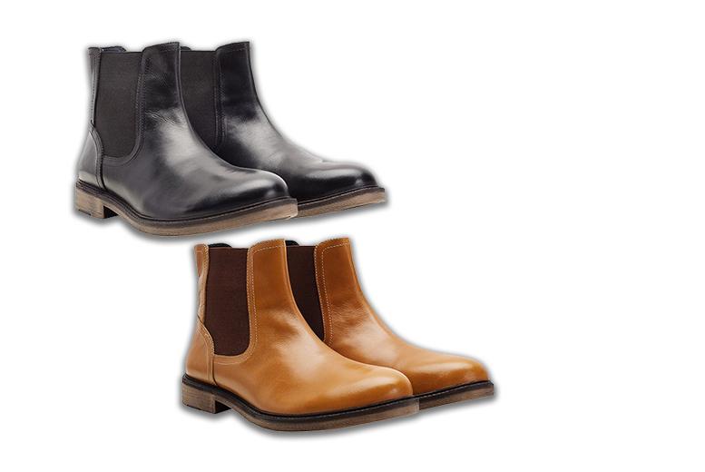 Men's Chelsea Boots - 2 Colours!