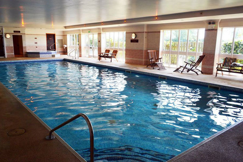 £39 instead of £62.95 for a spa day with treatment, spa access and afternoon tea for one person, £69 for two at Ramada Hotel Grantham, Lincolnshire - save up to 38%