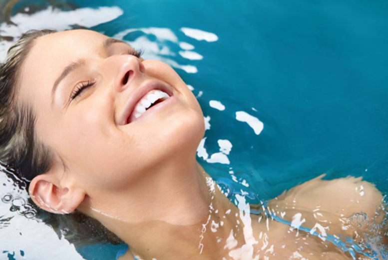 £28 instead of £70 for a floatation therapy session for one person, £49 for two people at Hydro-Ease, Belfast