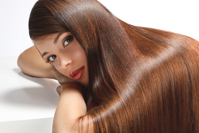 £49 instead of £230 for a professional keratin hair straightening treatment at Au Hair and Beauty, Glasgow - save 79%