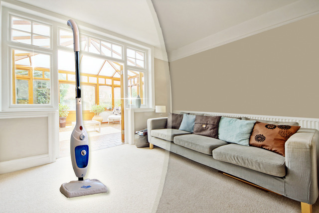 £59.99 instead of £99.99 for a 7-in-1 Vapour X700™ steam mop from Wowcher Stores - clean floors, carpets & more and save 40%
