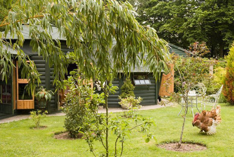 £119 (at Potting Shed Holiday Cottages) for a 2-night self-catered cottage break for 2 people, £179 for 3 nights, £229 for 4 nights - save up to 49%