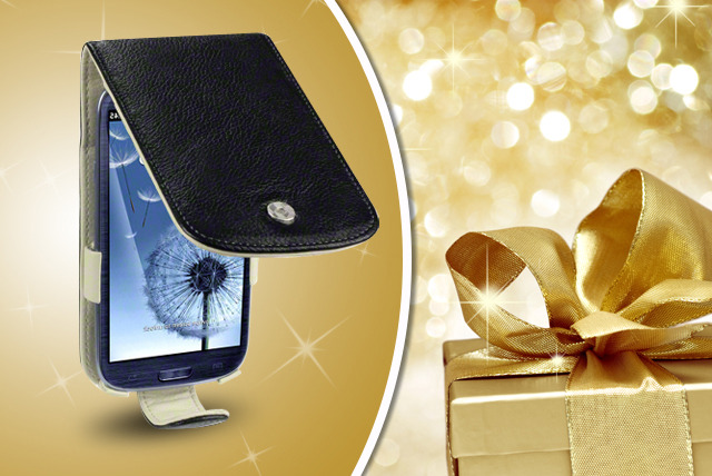 £9.99 instead of £39.95 (from Kace London) for a real leather iPhone 4/4S/5 case or Galaxy case - save a phone-omenal 75%