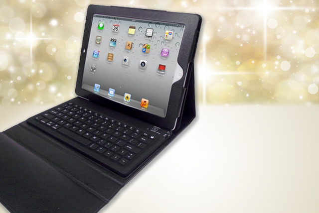 £9.99 instead of £29.99 (from Time2) for an iPad Mini Rotatable Case or £19.99 for an iPad Mini Keyboard Case - save up to 67%