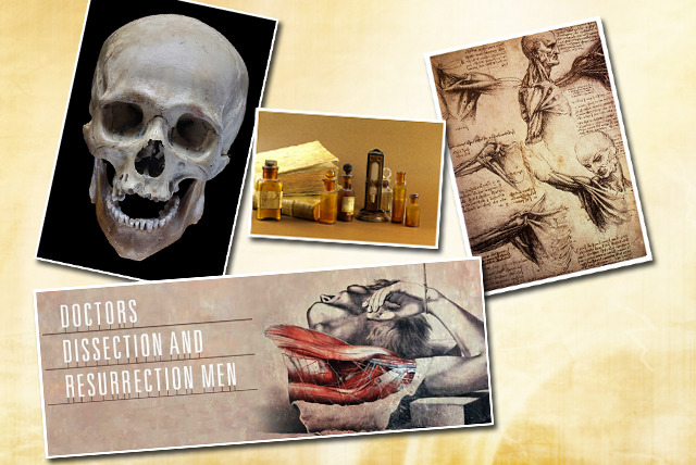 £9 instead of £18 for entrance to 'Doctors, Dissection and Resurrection Men' for 2 people at the Musuem of London  - save 50%