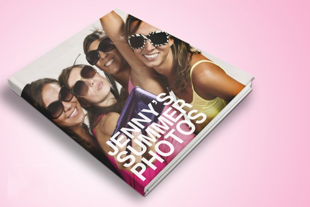 £9.99 instead of £22.75 (from Bathtub Admiral) for a 24 page 20 x 26cm hard cover customised photo book – give a great gift & save 56%