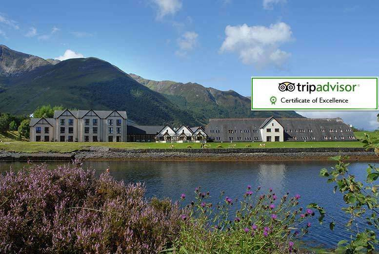 £119 for an overnight escape with dinner and breakfast for two people from Activity Superstore - choose from 28 locations