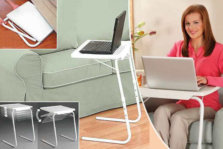 £7.99 instead of £39.99 (from Vivo Mounts) for a folding TV dinner table - save up to 82%