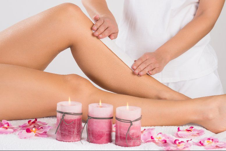 £16 for a leg, underarm & Brazilian/hollywood wax from Nina's Hair and Beauty Limited