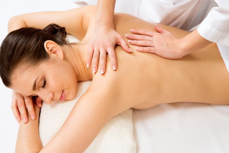 £40 instead of £150 for a full day accredited massage course from The Beauty Training Academy - save 73%