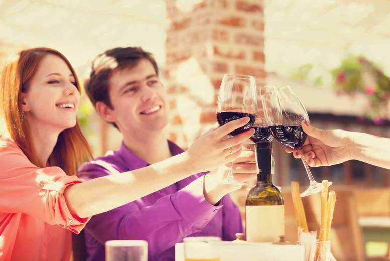 £19 instead of £79 for a luxury wine tasting session in your own home for up to 4 people including a bottle of wine with Pieroth Wines - save 76%