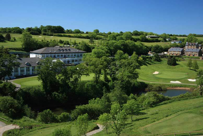 £169 (at Best Western The Dartmouth Hotel, Golf and Spa) for a two-night Devon escape for two including breakfast, three-course dinner and spa access – save up to 52%