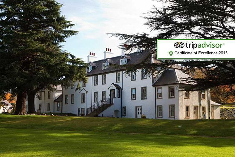 From £69 (at Moness Resort, Perthshire) for a 1-night break for 2 inc. breakfast and access to spa facilities, from £99 for 2 nights - save up to 49%