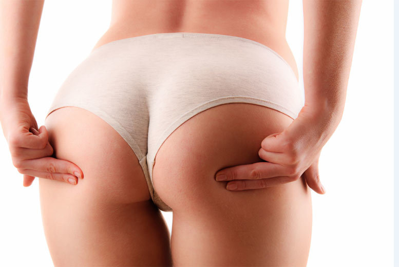 £29 instead of £75 for one session of ultrasound buttock enhancement from The Body Sculpt Clinic, Brentwood - save 61%