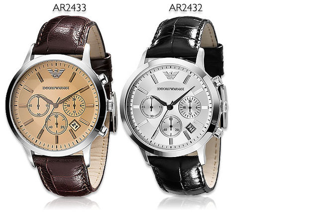 Armani AR2432 or AR2433 Watch