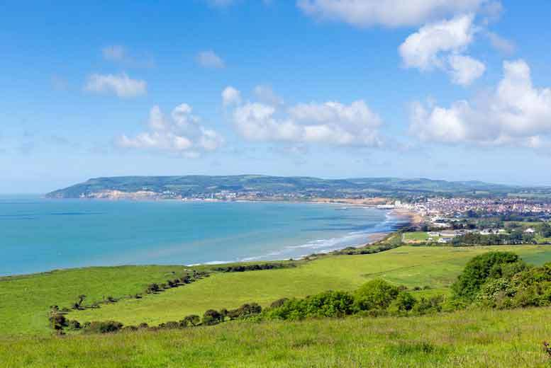 £44 instead of £120 for a child ticket for an Isle of Wight day tour including a ferry transfer, £49 for an adult ticket with Abbey Tours - save up to 63%