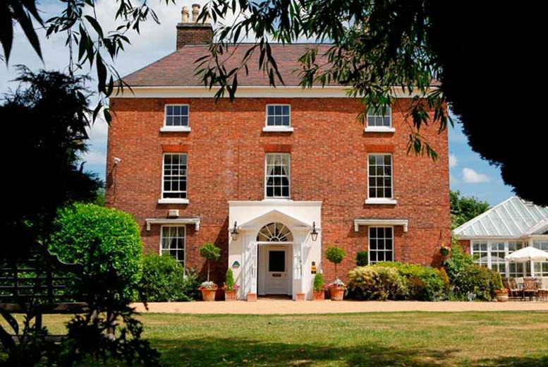 £99 for an overnight Shropshire stay for two with breakfast and two-course dining, £179 for a two-night stay at The Hadley Park House Hotel- save up to 49%