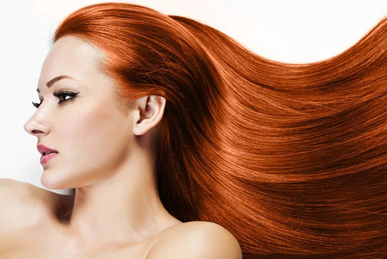 £15 for a cut, blow dry and conditioning treatment, or £29 to include T-Bar highlights or full head of colour at Au Hair and Beauty, Glasgow - save up to 67%