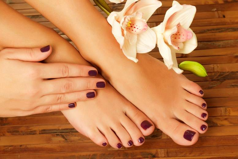 £12 instead of £33 for a luxury manicure or pedicure with a 75-minute IBX treatment, or £20 for both treatment at Lushious Luxuries Beauty Salon, Belfast - save up to 64%