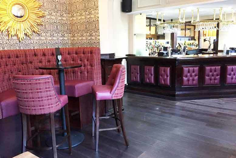 £19 instead of £30 for three small plates and a G&T each at Beaufort Bar in the Plough and Harrow Hotel, Edgbaston - save 37%