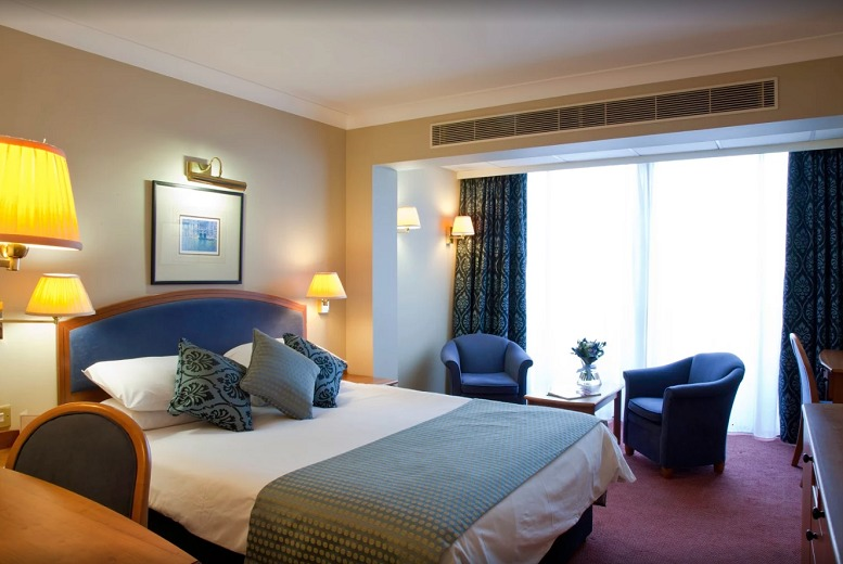 From £89 for an overnight stay for two with dinner, bottle of wine, breakfast and spa access, from £139 for a two-night stay - save up to 50%