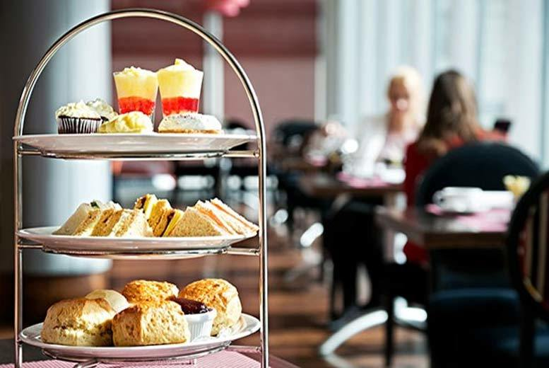 £34 for an afternoon tea for 2 at a choice of over 280 locations nationwide from Buyagift!