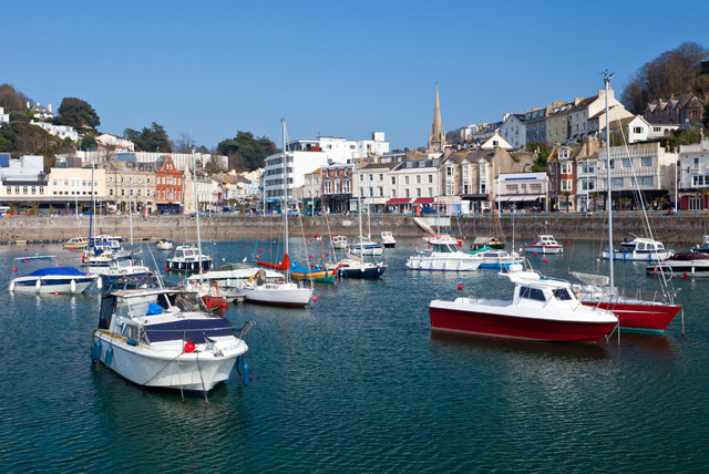 £79 instead of up to £148 for a 2-night stay for two inc. breakfast at The Cimon, Torquay - save up to 47%