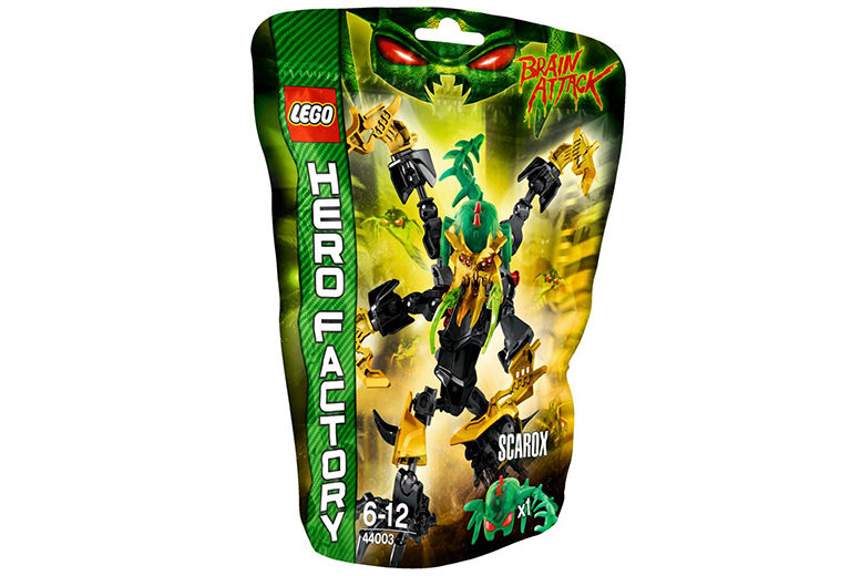 The Best Deal Guide - LEGO Hero Factory Action Figure - Two Figurines!