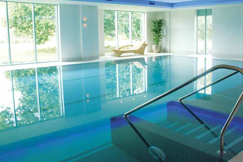 £64 for a luxury spa day for one including two treatments and three-course lunch, £125 for two people at De Vere Cotswold Water Park - save up to 52%
